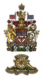 Toronto Artillery Foundation Full Badge